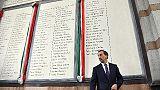 A Milano 12 iscritti a Famedio