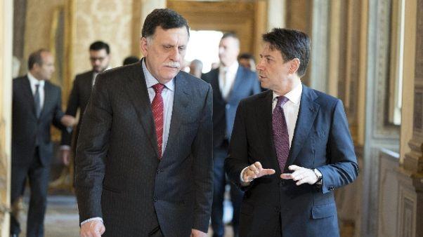 Libia:Roma chiede commissione congiunta