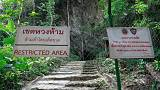 Thailand reopens cave where boys' soccer team was trapped for weeks