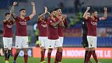 Veretout penalty gives Rome 2-1 win over Napoli