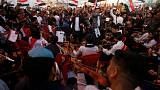Protesters block roads to Iraqi port, demand end to foreign meddling