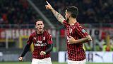 Suso si ferma, a rischio contro la Lazio