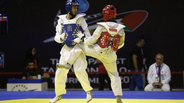 Taekwondo: bronzo europeo per Alessio