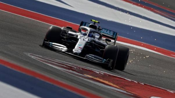 F1: Usa, Bottas conquista pole position