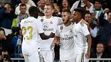Real Madrid blow chance to go top after frustrating draw with Betis
