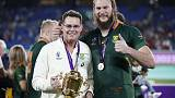 World Cup winning Boks set to start search for new coach