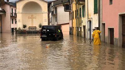 Vara esonda a Borghetto, sfollati
