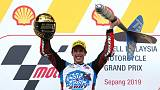 Motorcycling: Alex Marquez follows brother Marc with Moto2 title