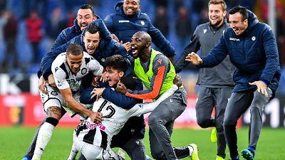 Serie A, risultati
