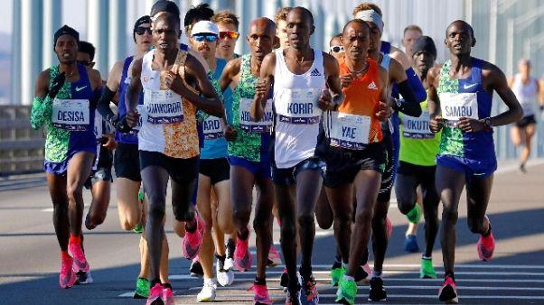 Maratona di New York, dominio del Kenya