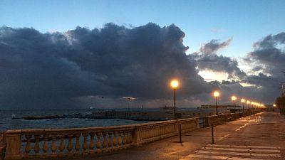 Meteo:Livorno prevede chiusura lungomare