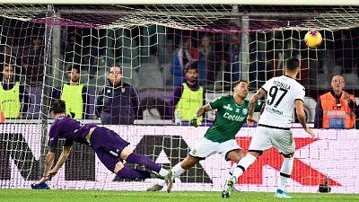 Serie A: Fiorentina-Parma 1-1