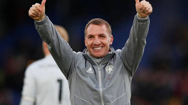 Rodgers says Leicester can get even better