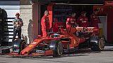 F1: Usa,Vettel,ritiro?motore non c'entra