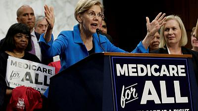 Republicans, Democrats, 'SNL' attack Warren's U.S. 'Medicare for All' plan