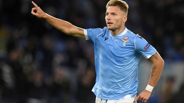 Lazio end Milan curse to move into top four with late win at San Siro