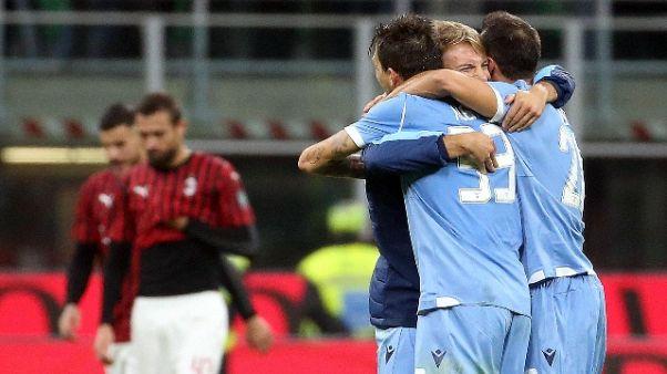 Serie A: Milan-Lazio 1-2
