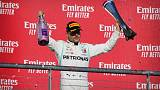 Even in victory, Bottas plays second fiddle to Hamilton