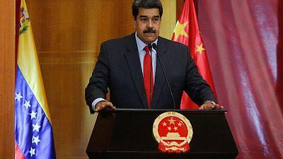 Venezuela's Maduro pledges funds for Argentine shipyard to finish PDVSA tankers