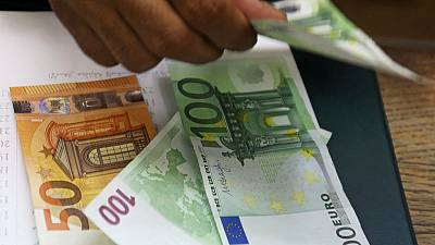 Euro eyes chart resistance before Lagarde speech, rand bounces