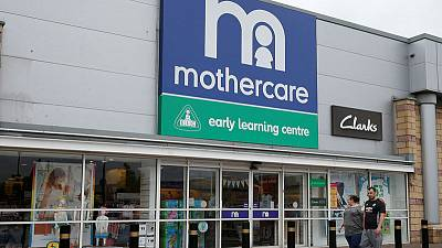 Mothercare's problem UK child on brink of collapse