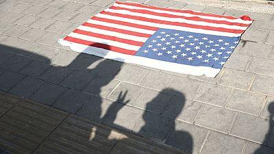 Iranians chant 'Death to America' to mark U.S. embassy seizure