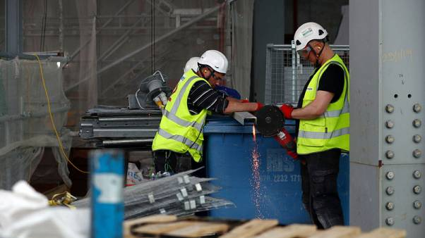 UK construction slide barely slows in October - PMI