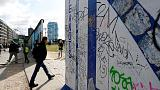 Three decades on, Germans remember surprise fall of Berlin Wall