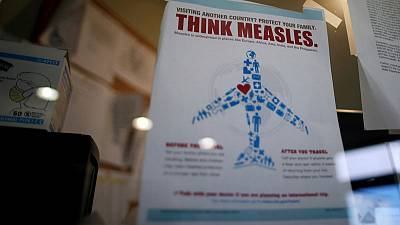 How one county scrambled to keep America measles-free