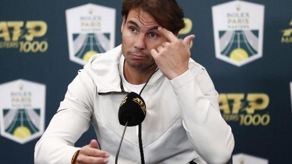 Tennis: Nadal torna sul trono Atp
