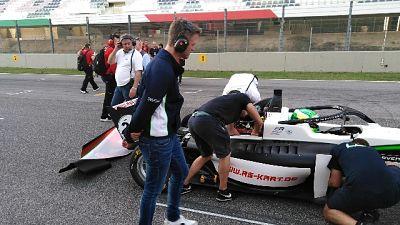 Formula 3: anche Pulcini corre a Macao