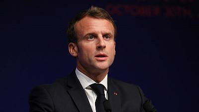 EU, China to sign an agreement on geographic indications - France's Macron