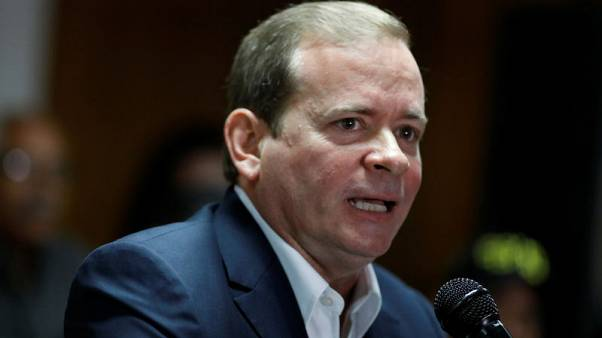 From hiding within Venezuela, lawmaker pledges to 'intensify the fight'