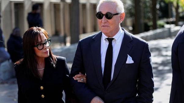 Trial of longtime Trump adviser Roger Stone to begin on Tuesday