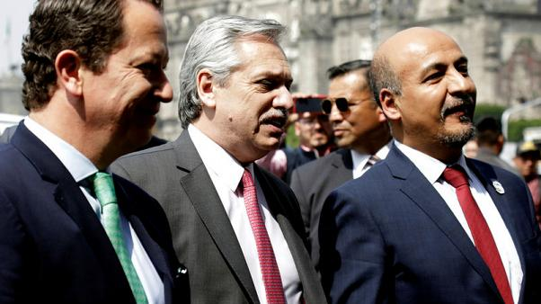 Mexico wants to bolster economic ties with Argentina - president