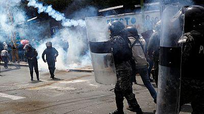 Bolivia protests enter third week as Morales faces ultimatum