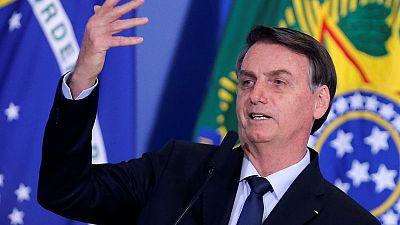 Brazil's Bolsonaro pushes new reforms in skeptical Congress