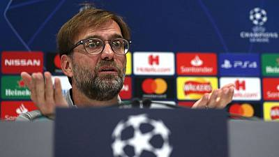 Klopp refuses to be distracted by Man City as Liverpool welcome Genk