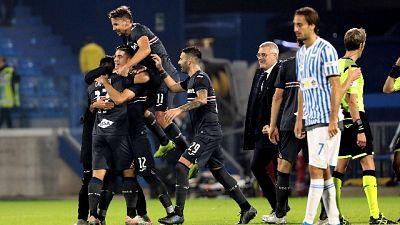 Spal Ko, match salvezza alla Sampdoria