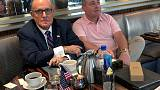 Exclusive: Giuliani associate Parnas will comply with Trump impeachment inquiry - lawyer