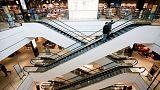 UK consumers keep lid on spending in October - surveys
