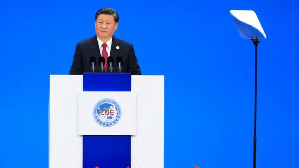 Chinese President Xi says need to bring down trade barriers