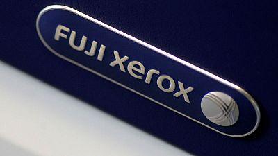 Xerox exits Fujifilm venture with $2.3 billion stake sale to Japan partner