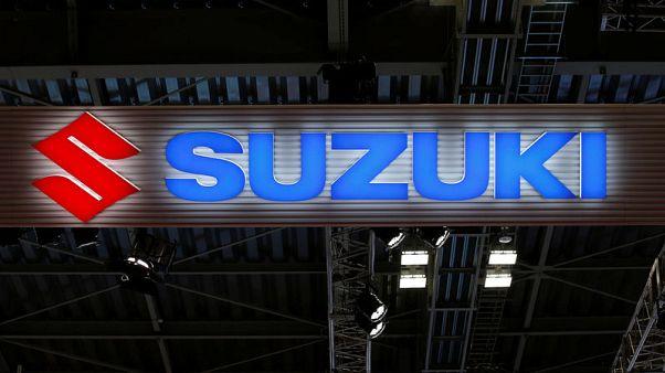 Suzuki Motor's second-quarter profit slides 32%, hit by India demand slump