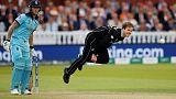 Tickner, Ferguson help New Zealand thwart England's chase