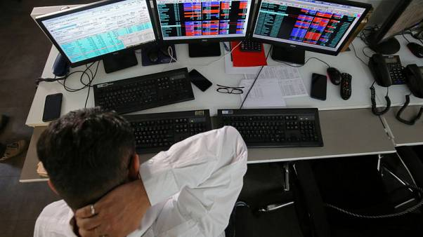 Asian stocks' valuations hit 20-month high in October - Refinitiv data