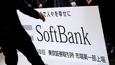 Factbox: SoftBank's ever-growing mountain of debt