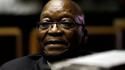 French arms firm Thales to appeal Zuma corruption charge ruling in S.Africa's top court