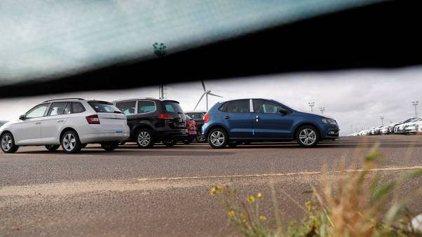 UK new car sales fall nearly 7% in October - SMMT