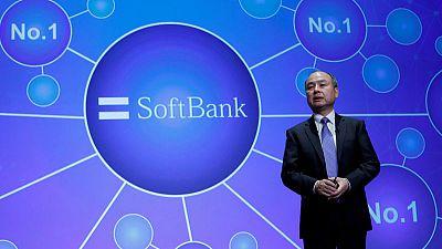 Floundering tech bets put spotlight on SoftBank results, Son